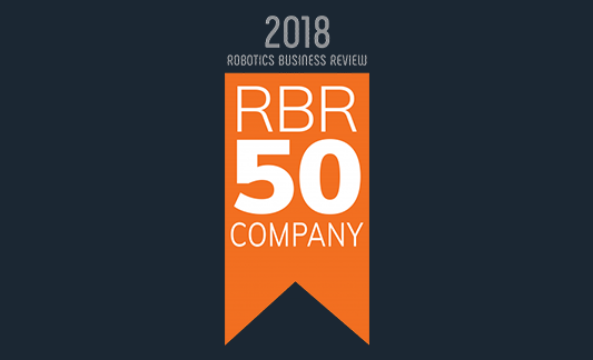 Energid Named Top Robotic Company RBR50