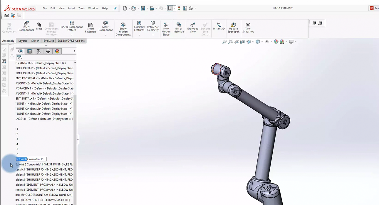 Converting SolidWorks Models