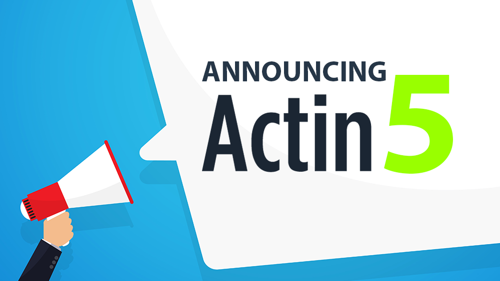 product_feature - actin 5 announcement